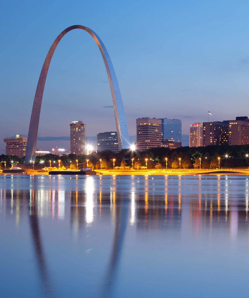 ST. LOUIS, MISSOURI JULY 21 - JULY 25, 2018 DEAR FRIENDS, I am honored to serve as your Chair for the 2017-2018 term, and I look forward to hosting the 72 nd Annual Meeting of the Southern