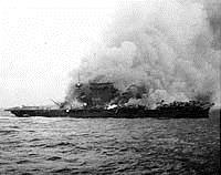 The Battle of the Coral Sea The Battle of the Coral Sea was fought in the waters southwest of the Solomon Islands and eastward from New Guinea.