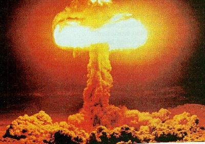 The Atomic Bomb In 1939, FDR was warned by Albert Einstein about the