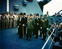 V-J Day-Formal Surrender of Japan,