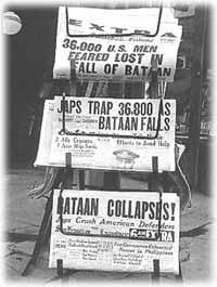 Bataan These are some newspaper