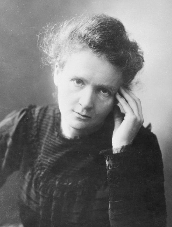Marie Skłodowska-Curie After all, science is