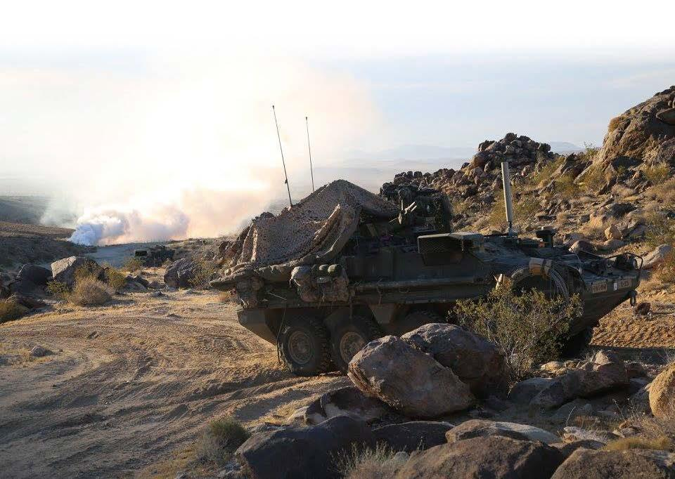 Employing the Stryker Formation in the Defense: An NTC Case Study CPT JEFFREY COURCHAINE Since its roll-out in 2002, the Stryker vehicle combat platform has been a major contributor to the war on