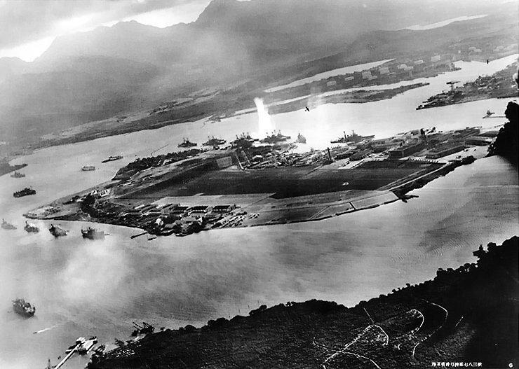 Attack on Pearl Harbor December 7, 1941 Japan attacked the U.S.