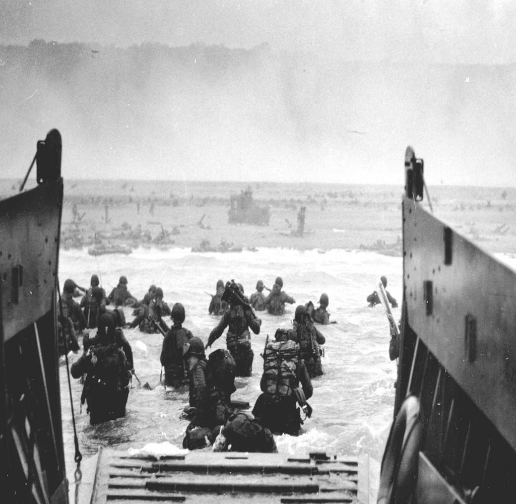 D-Day The operation was the largest singleday