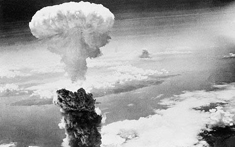 End of the War When Japan did not surrender. The United States dropped another Atomic Bomb.