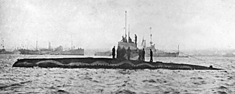 To keep Germany u-boat from attacks trading