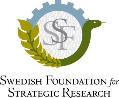 2016-01-28 SSF Call for Proposals: Framework Grants for Research on Big Data and Computational Science The Swedish Foundation for Strategic Research announces SEK 200 million in a national call for