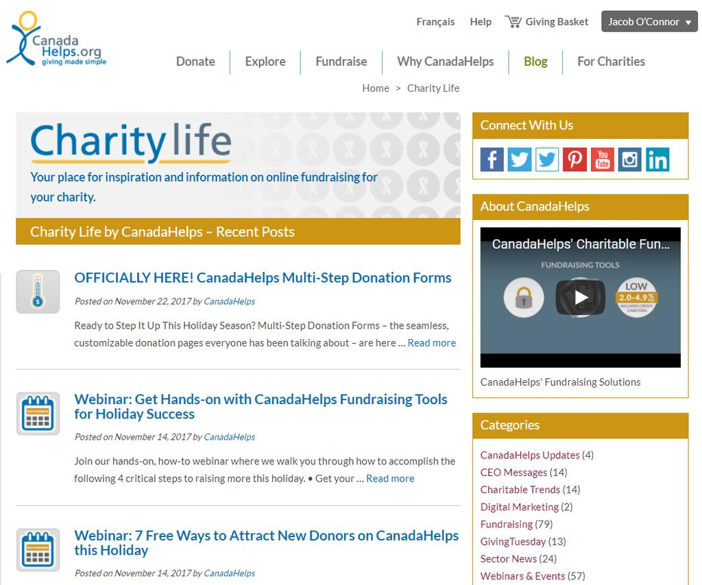 Where to Find These Resources? Charity Life!