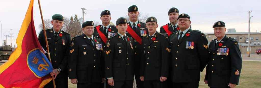 CFB Suffield Patricias by Sergeant K.