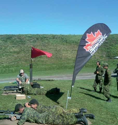 combat shoot tea As the Regimental family gears in ottawa at connaught up and
