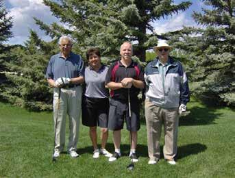 Calgary Branch Oldest Continuing Association Branch Sporting Event by Jerry Bowes and Alec Herdy Everyone is well aware the Calgary Branch works hard having just finished the 29th Annual PPCLI