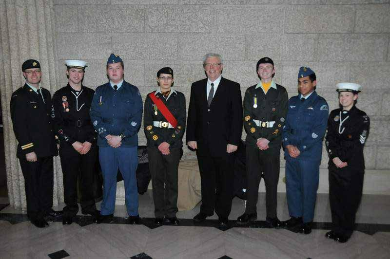 2701 PPCLI Royal Canadian Army Cadet Corps Winnipeg, Manitoba by MWO Buzahora It has been a wonderful year so far for the 2701 PPCLI cadet corps.