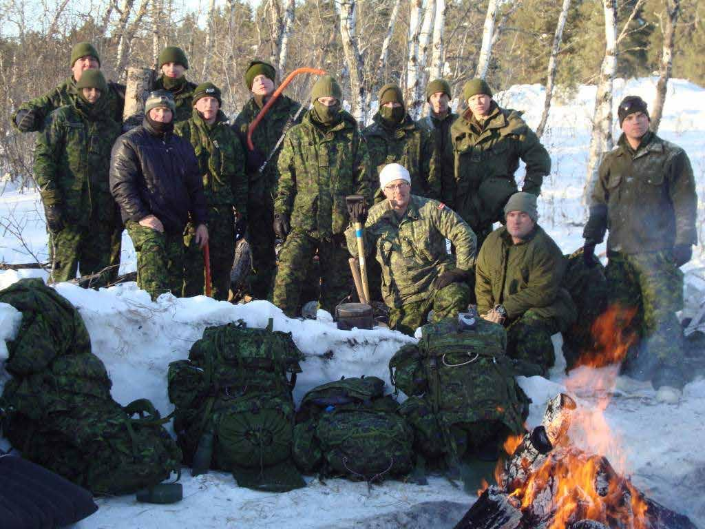 SECOND BATTALION Bravo Company Exercise KAPYONG FLURRY by Private Dyck, 6 Platoon, Bravo Company Bravo Company, Second Battalion Princess Patricia s Canadian Light Infantry deployed on Ex KAPYONG