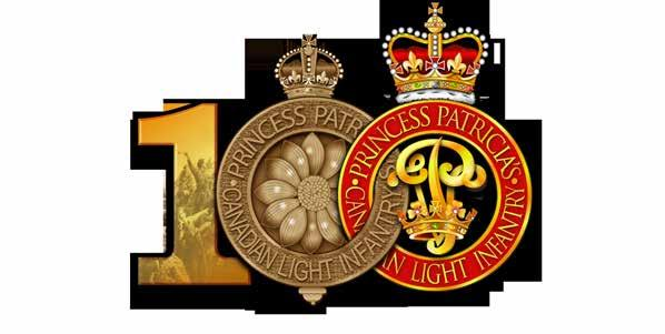 100 th ANNIVERSARY OFFICE 100th Anniversary logo created and donated to the Regiment by Mr. Robert Curtain, Digital Heritage. 100th Anniversary Office by Major S.P.