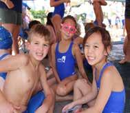 development and is a great way for all swimmers to brush up on their