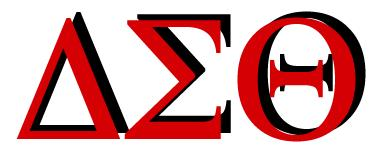 DELTA SIGMA THETA SORORITY, INC. SCHOLARSHIP APPLICATION DELTA SIGMA THETA SORORITY, INC. P.O. BOX 2110 ARLINGTON, TEXAS 76004 Please refer to information and instruction page before completing any questions or filling in any blanks.