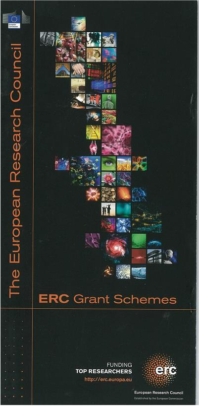 ERC-JSPS Scheme Recipients of the JSPS's Research Fellowships, will be able to temporarily become part of teams led