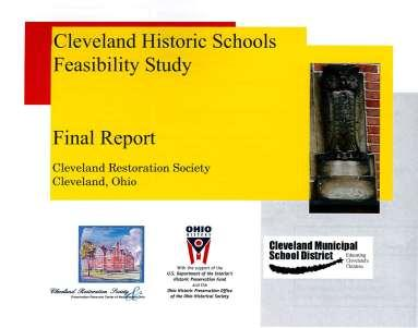 Report Feasibility/adaptive reuse study