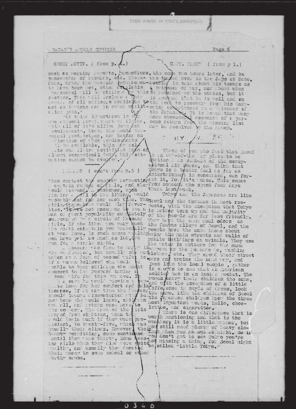 Chronology 215 THIS PAGE DECLASSIFIED IAW EO 13526 THIS PAGE DECLASSIFIED IAW EO 13526 Fig. 6.