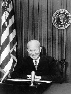 By 1960, Eisenhower s presidency was coming to an end and the Cold War was as tense as ever Eisenhower s effectively limited communist expansion during his eight years as president