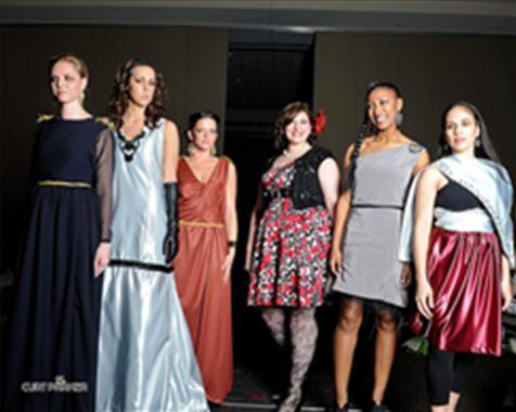 All Sizes Fashion Show In A Box Organizing an all sizes fashion show is a great way to turn the table on stigmas surrounding eating disorders and body image.