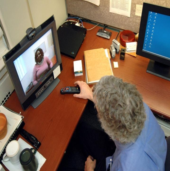 VA Clinical Video Telehealth Programs 148,385 patients treated in 44 clinical specialties in FY 2012 Linked hospital-hospital, and hospitals with clinics using real-time video Clinical enterprise