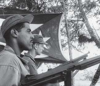 A group of guerrilla fighters had to be recruited, equipped, trained and delivered, to act as a nucleus to which anti-castro citizens in Cuba would be attracted, and which could train and equip them
