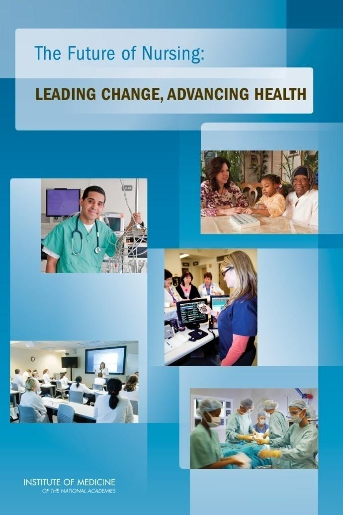 IOM Report High-quality, patientcentered health care for all will