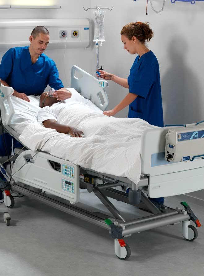 ENTERPRISE 9000 Intensive Care