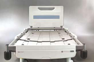 service The Enterprise 9000 bed with its patented profiling system, integrated weigh scale, bed exit alarm and under-bed