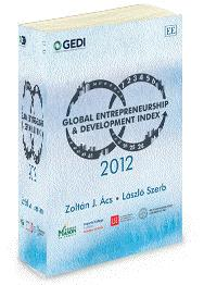1 The 2012 Global Entrepreneurship and Development Index (GEDI):