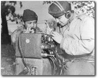 Pacific) The Code-Talkers used their own