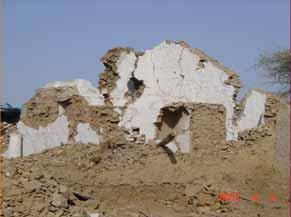 Adobe Stones Bricks Securing safety of vernacular houses is crucial Most of houses