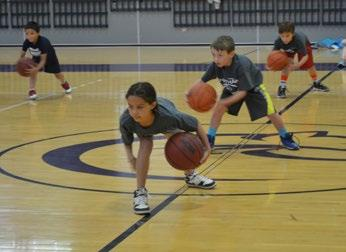To register, visit www.chatham.edu/daycamp Cougar Basketball Camp August 3-7 9:00 a.m.-3:00 p.m. Shadyside Campus Entering 2nd through 9th grade in fall 2015 Cougar Basketball Camp is a great way for players to improve their skills.