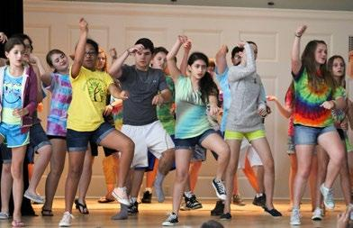new this year Winter Break Musical Theater Workshop Friday, January 2 9:00 a.m.-4:00 p.m. & Saturday, January 3 9:00 a.m.-12:00 p.m. Shadyside Campus Current 7th-12th graders Sharpen your theater skills and prepare for your Spring Musical.