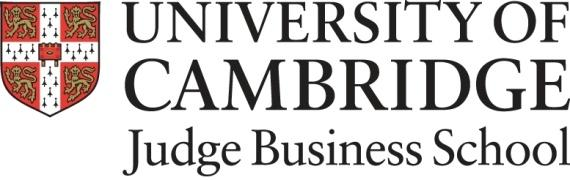 Delivered by IMI & Cambridge University, Participation limited to 27 CEOs.