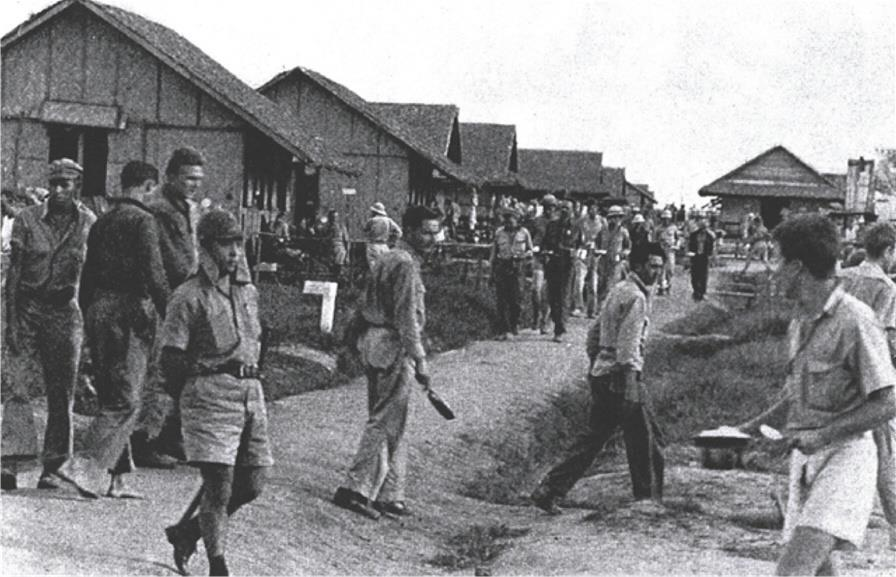 Bataan Death March 18,000 POW s died on the March to Camp O Donnell.
