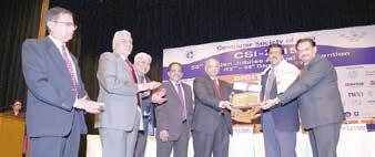 The theme of the Golden Jubilee Annual Convention was Digital Life. The convention commenced on 2nd Dec., 2015 with the Inaugural function at FICCI Auditorium, New Delhi. Sh