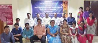 , Raipur Region-IV 26 to 28-2-2015 Participants during
