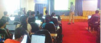 Institute of Technology, Nitte 9-3-2015 during HACKATHON