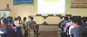 2-7-2015 During Guest lecture on Cloud Computing Technologies