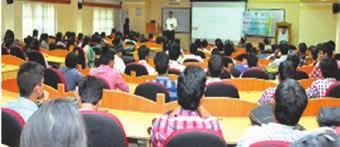 one day seminar on How to be a Creative Engineer 2-9-2015 - Mr.
