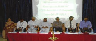 Two Days Workshop on Internet of Things 6-11-2015 - Dr