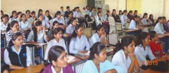 for Women, Pune 25 & 26-8-2015 students during two days workshop on Big