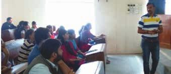 Manish Patil & students during SAP-ERP IT Tour Sharad Institute of