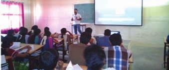 University, Vallam 24-7-2015 during one day Seminar on Computer Graphics KPR