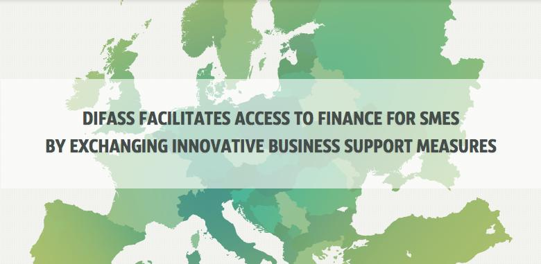 On the first specific objective Improving access to finance for SMEs, the COSME regulation specifies that at least 60% of the total budget must be allocated to the financial instruments for 2014-2020.