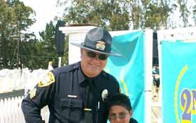 SPECIAL OLYMPICS CAR SHOW Held at Ryon Park on August 30, 2008, the Seventh Annual Lompoc Police Department Special Olympics Car Show was a huge success.