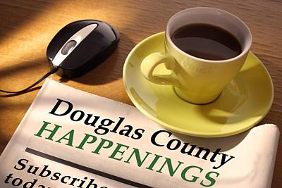 Douglas County Happenings Thursday, January 4, 2018 Find us on Facebook (https://www.facebook.com /douglas.county.